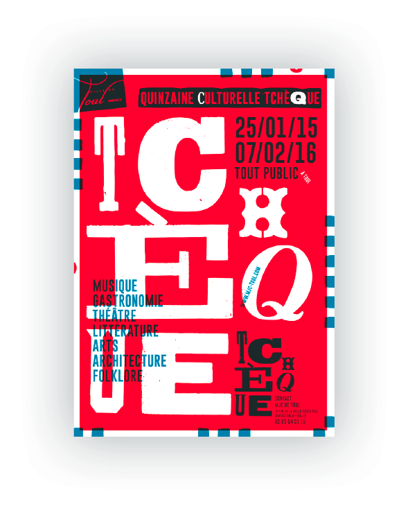 affiche festival quinzaine culturelle tchèque 4
